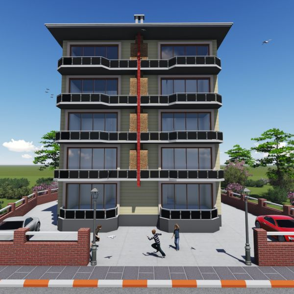 Gözen İnşaat Binası