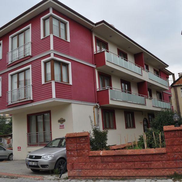 Hacı Balık Sokak Konut Projesi