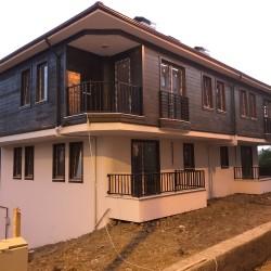 Asma Caddesindeki Eski Bartın Evi İnşaatı Anahtar Teslimi Yapıldı