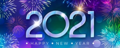 Hoşgeldin 2021!